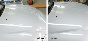 auto hail damage repair